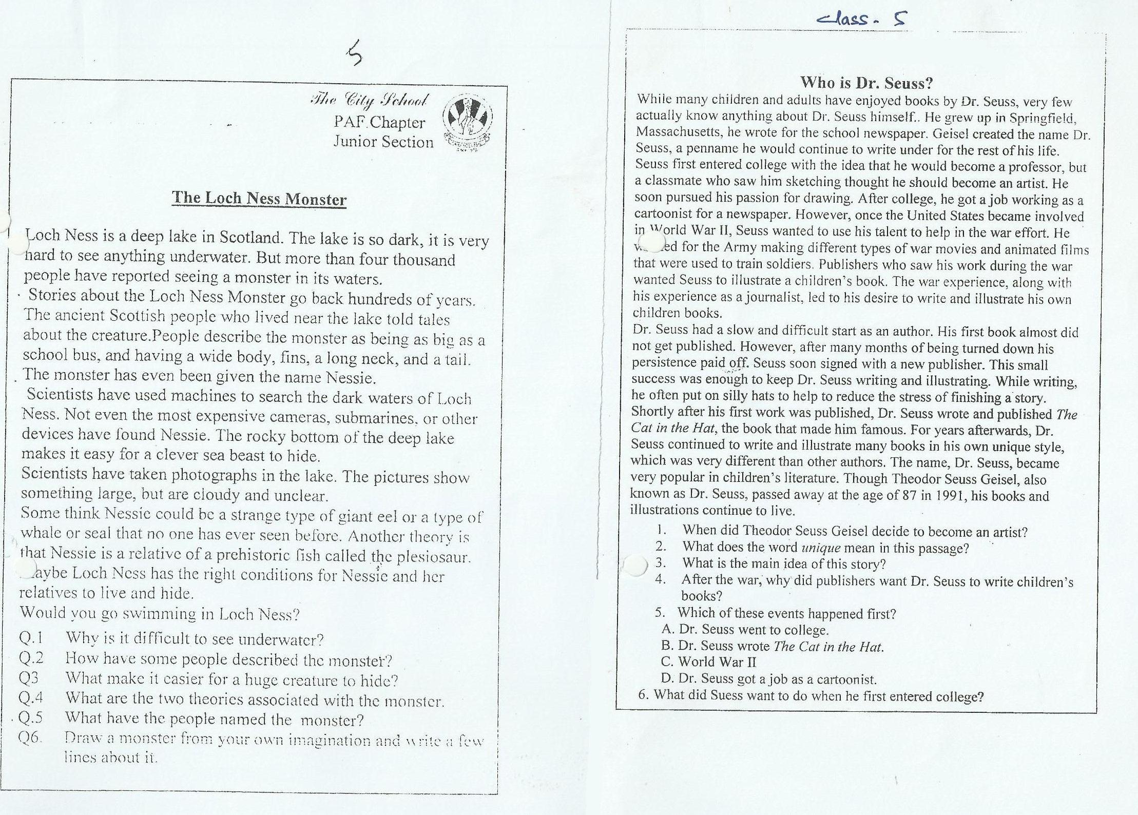 Books Never Written Math Worksheet Answers 14 7 math 120 section – Books Never Written Math Worksheet